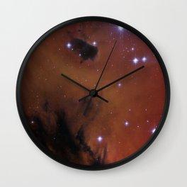 Star Cluster IC 1590 Wall Clock