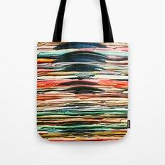 Vintage Vinyl  Tote Bag