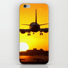 Airliner09 iPhone Skin