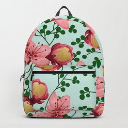 Blush Vines #society6 #decor #buyart Backpack