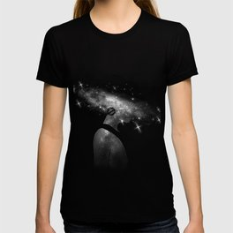 Into the universe. T-shirt