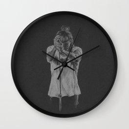 Harry S. Wall Clock