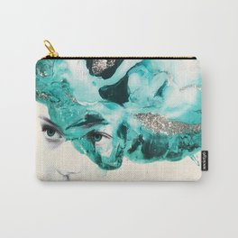 Mesmerizing Thoughts Carry-All Pouch