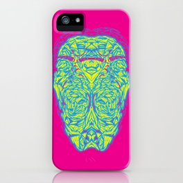 CMY Head Collection - P2 iPhone Case