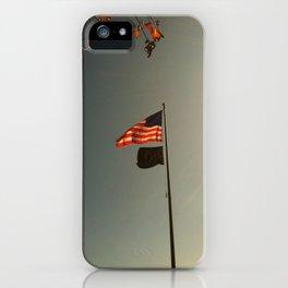 Freedom Flag iPhone Case