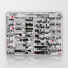 Opportunistic Species (P/D3 Glitch Collage Studies) Laptop & iPad Skin