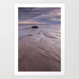 From Stream to Sea Art Print