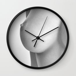 Just a Breast Wall Clock