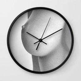 Just a Breast Wall Clock