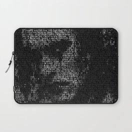 Eric Draven: The Crow Laptop Sleeve