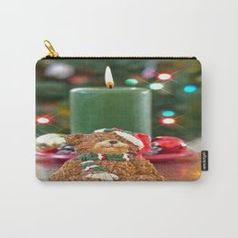 Little Bears Christmas Carry-All Pouch