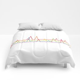FLAG - LGBT ONE Comforters