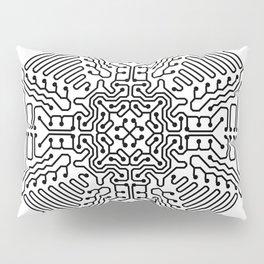 PCB Digital [04] Pillow Sham
