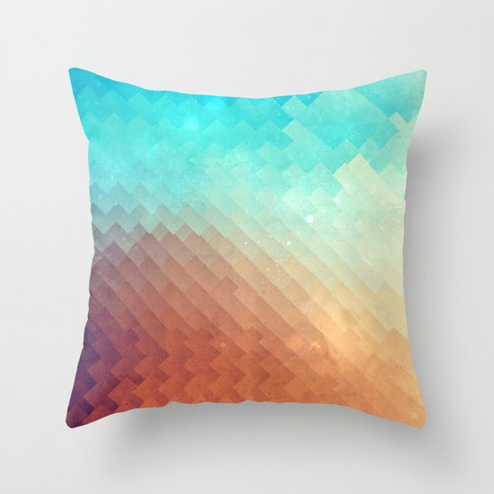 plyyn hyte Throw Pillow