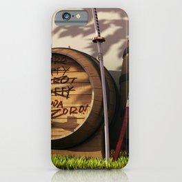 one piece barrel iPhone Case