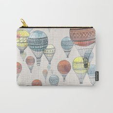 Voyages Carry-All Pouch