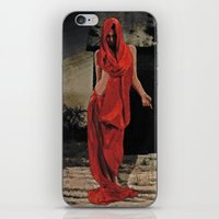 welcome iPhone & iPod Skins featuring Welcome by Galen Valle