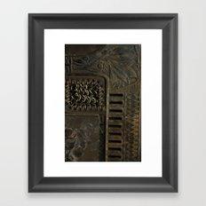 Brass Era Framed Art Print