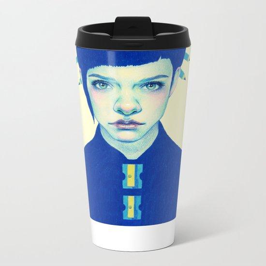Create II Metal Travel Mug