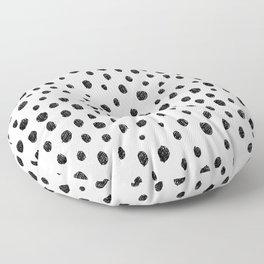 Messy Dots Floor Pillow