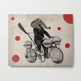 Anthropomorphic N°21 Metal Print