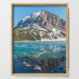 Canada, Banff: Lake Louise Serving Tray