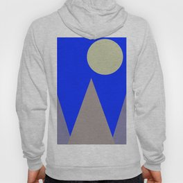 Mountains and Moon Hoody