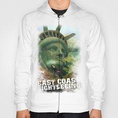 East Coast Sightseeing Hoody