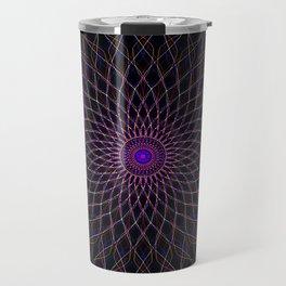 MandalaCR7 Travel Mug