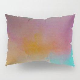 Parakite Warm 2 (watercolor mashup lite) Pillow Sham