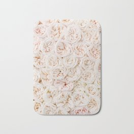 Ivory Rose Bath Mat