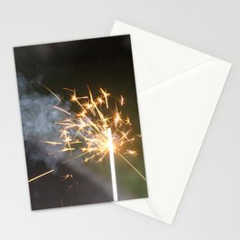 Dandelion Sparkler Stationery Cards