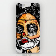 Wonderdamx iPhone & iPod Skin