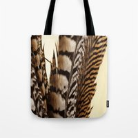 into the wild Tote Bags featuring Wild by Charlene McCoy