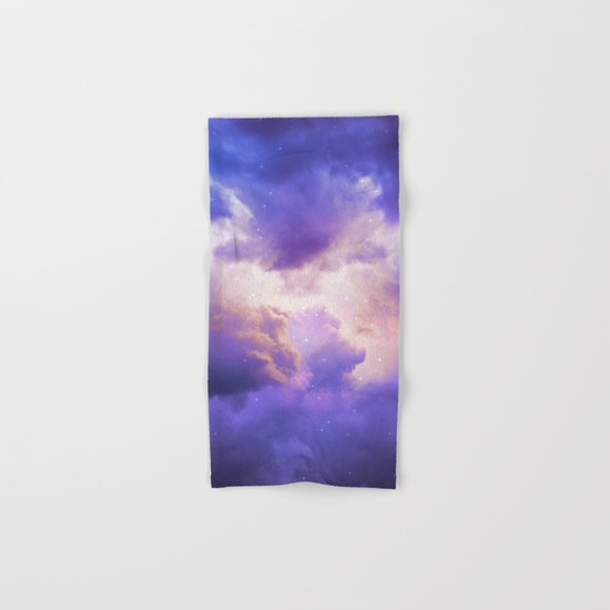 The Skies Are Painted III Hand & Bath Towel