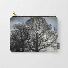 Tree Silhouettes Carry-All Pouch