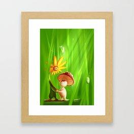 It's nature Framed Art Print