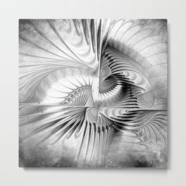 just flames -2- Metal Print