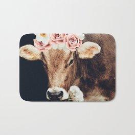 Glamour cow Bath Mat
