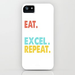 Give Your Self Time iPhone Case