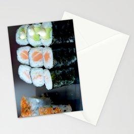Sushi 2 Stationery Cards