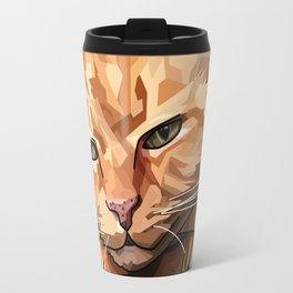 Louie Cat Travel Mug