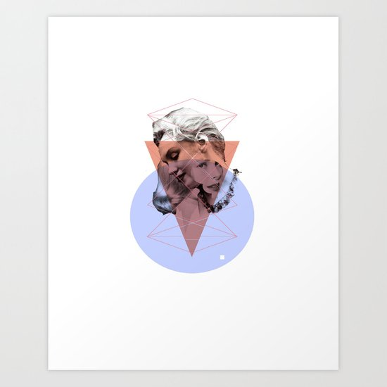 MEH MEH Art Print