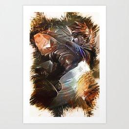 Dawnbringer RIVEN Art Print