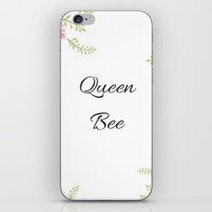 Queen Bee iPhone & iPod Skin