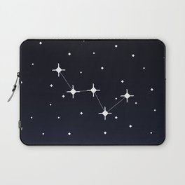 Cassiopeia Constellation Laptop Sleeve