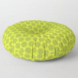 Kiwifruit Floor Pillow