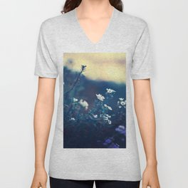 Peaceful Evening Unisex V-Neck