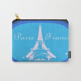 Paris France Carry-All Pouch