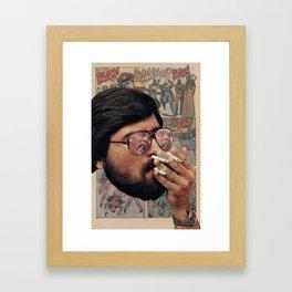 Entertainment Framed Art Print